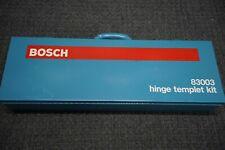 Bosch Door & Jamb Hinge Templet Kit #83003