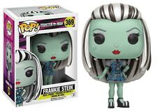 Funko - Monster High Frankie Pop Movies Figure