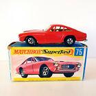 MATCHBOX SUPERFAST No.75 FERRARI BERLINETTA, HTF