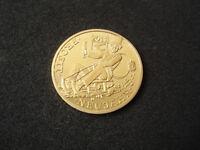 Prosit Neujahr, 2011, gilded silver, luck token, gluck, Germany, Austria