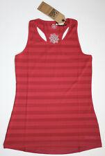 e8cf1dcbe68b7 Alp-n-Rock Womens XS 1 Heathered Summer Berry Tank Top Embroidered WILD ROSE