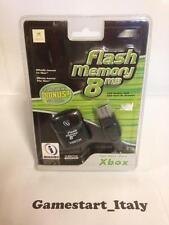 FLASH MEMORY 8 MB (XBOX) NUOVO SIGILLATO NEW