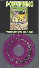 CD--THE OFFSPRING -- - SINGLE -- WHY DON'T YOU GET A JOB