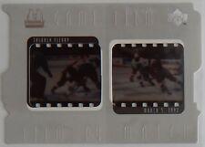 1997 McDonald's Upper Deck Game Film #9 Theoren Fleury Calgary Flems vs Hartford