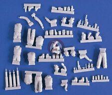 Verlinden 1/35 Figure Conversion Parts : US Tank & AFV Crews Iraq [Resin] 2434
