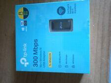 TP-LINK  300Mbps Mini Wireless Usb Adapter  TL-WN823N