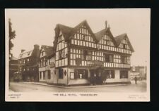 Gloucestershire Glos TEWKESBURY The Bell Hotel c1920/30s? RP PPC