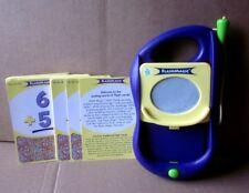 LEAPFROG electronic toy Flash Magic decoder Flash Cards math Elementary Addition