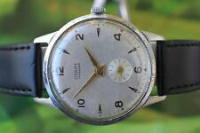 BEAUTIFUL MEN'S VINTAGE MECCANICA: hand-winding URSS Start WATCH 17 GIOIELLI