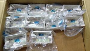 Icc IC107MRSWH Mounting Box; box of 50
