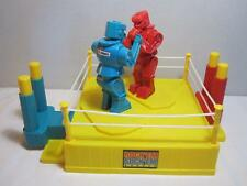 Mattel Rock'em Sock'em Robots Good Working Condition No Box 2014 Repro