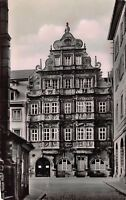 VTG POSTCARD HOTEL ZUM RITTER HEIDELBERG GERMANY Waterbury CT PHOTO / A29