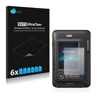 2x Fujifilm Instax Square sq20 láminas protectoras de pantalla mate antirreflejos