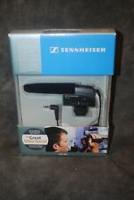 Sennheiser MKE400 MKE 400 Shotgun Microphone Mic New Dealer DSLR Video Camera