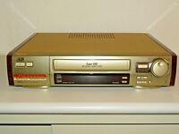 JVC HR-S8500 High-End S-VHS Videorecorder, gepglegt, 2 Jahre Garantie