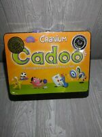 Cranium Cadoo Lunchbox Tin Edition Board Games new sealed thinking game kids