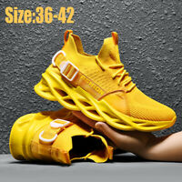 Women's Athletic Sports Sneakers Outdoor Breathable Running Tennis Shoes Jogging