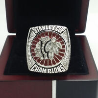 Year 2013 Chicago Blackhawks Stanley Cup Championship Copper Ring 8-14Size TOEWS