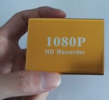 1 Channel Mini CCTV DVR Support SD Card Real-time HD 1080P Recoding AHD DVR
