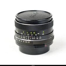 Lens Schneider Kreuznach Rollei SL Angulon 2,8/35mm No.12620300 Mint