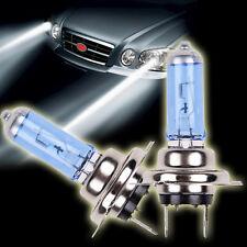2× H7 6000K Xenon Lampen LED Gas Halogen Scheinwerfer Weiß Glühbirnen 100W Schön