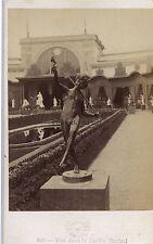 Expo universelle Paris 1867 France Carpeux Photo cdv Léon & Lévy Vintage albumen