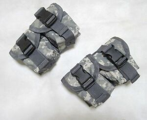 2 x New Molle Double Fragmention G Pouch ACU--Airsoft