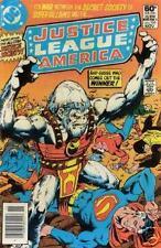 Justice League of America 196 (Superman Dc Comics 1981)