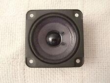 1 Bose Redline Cube Speaker Driver 4-Ohm
