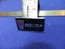 vtg badge rover motor car 1970s advert advertising owner motoring dealership