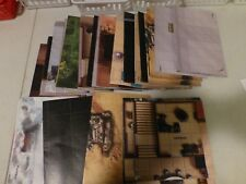 Star Wars miniatures 5 different maps for game