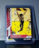 James Wiseman 2020-21 Panini NBA Instant #57 Rookie Basketball Card 1 of 659