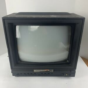VINTAGE Commodore 1702 Color Computer Video TV Monitor retro gaming - Powers on
