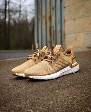 Adidas Ultra Boost 19 Universal Works Tan Brown Suede UK 7 Triple PK OG Pure