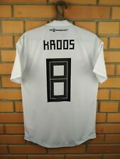 Kroos Germany Authentic Jersey 2019 Climachill S Shirt BR7313 Soccer Adidas