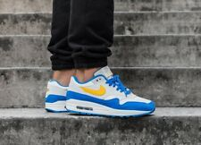 Nike Air Max 1 Sail Amarillo Platinum Uk Size 12 Eur 47.5 AH8145-108