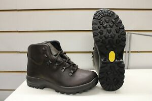 Grisport Lady Hurricane Brown Leather Waterproof Walking Trail Boots UK 6 EU 39