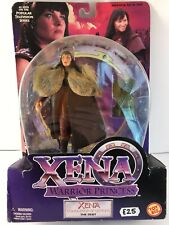 More details for toy biz xena warrior princess 'xena, conqueror of nations' figure (asst 42020)
