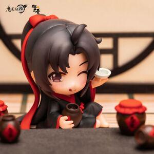 """The Untamed Figurine Wei Wuxian 6cm/2.3"""" Wei Ying Mini Statue Original Genuine"""