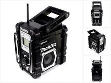 Makita DMR 108 ZB 7,2 - 18 V Akku Baustellen Radio Bluetooth Schwarz Solo