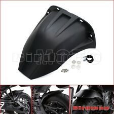 Black Motorcycle Rear Fender Mud Guards Extension For BMW S1000XR 2015-2017 New