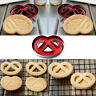 Tools DIY Pastry Plunger Mould Sugar Craft Cookie Cutter Fondant Cake Mold