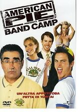 Dvd AMERICAN PIE ..BAND CAMP - (2005)  ......NUOVO