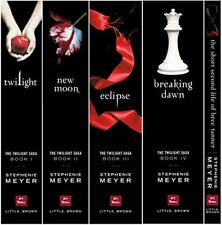 (Kindle) The Twilight Saga Series W/Official Illustrated Guide - Stephenie Meyer