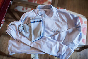 Rapha Long Sleeve Jersey Mens Medium Blue Matching Socks