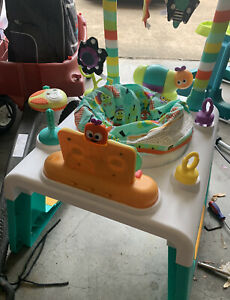 Kolcraft 1-2-3 kolcract Ready-to-Grow Activity Center For Toddlers