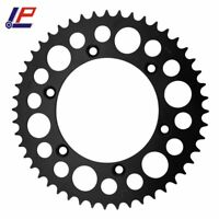520 48T 51T Motorcycle Rear Sprocket For BMW G450 G450X K16 2008 2009 2010 08 10