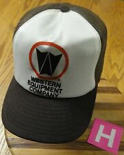 VINTAGE WESTERN EQUIPMENT COMPANY TRUCKERS STYLE SNAPBACK HAT VERY GOOD COND