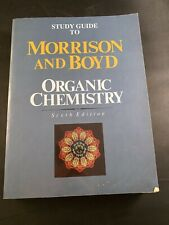 Organic Chemistry by A. W. Boyd and Robert T. Morrison (1992, Trade...