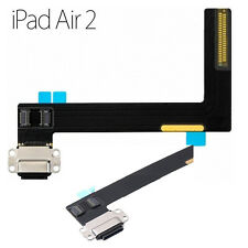 For Apple iPad 6 Air 2 Replacement Usb Charging Data Port Flex Cable Connector